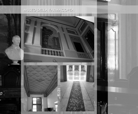 Museo della Farmacopea in Palazzo Bonazzi
