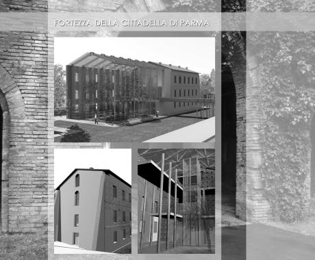 Fortezza della Cittadella di Parma