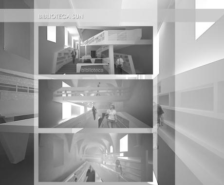 Biblioteca della Facolta di Architettura